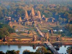 Древний город Ангкор