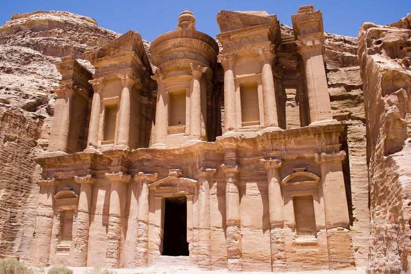 Новые семь чудес света - Петра, Иордания