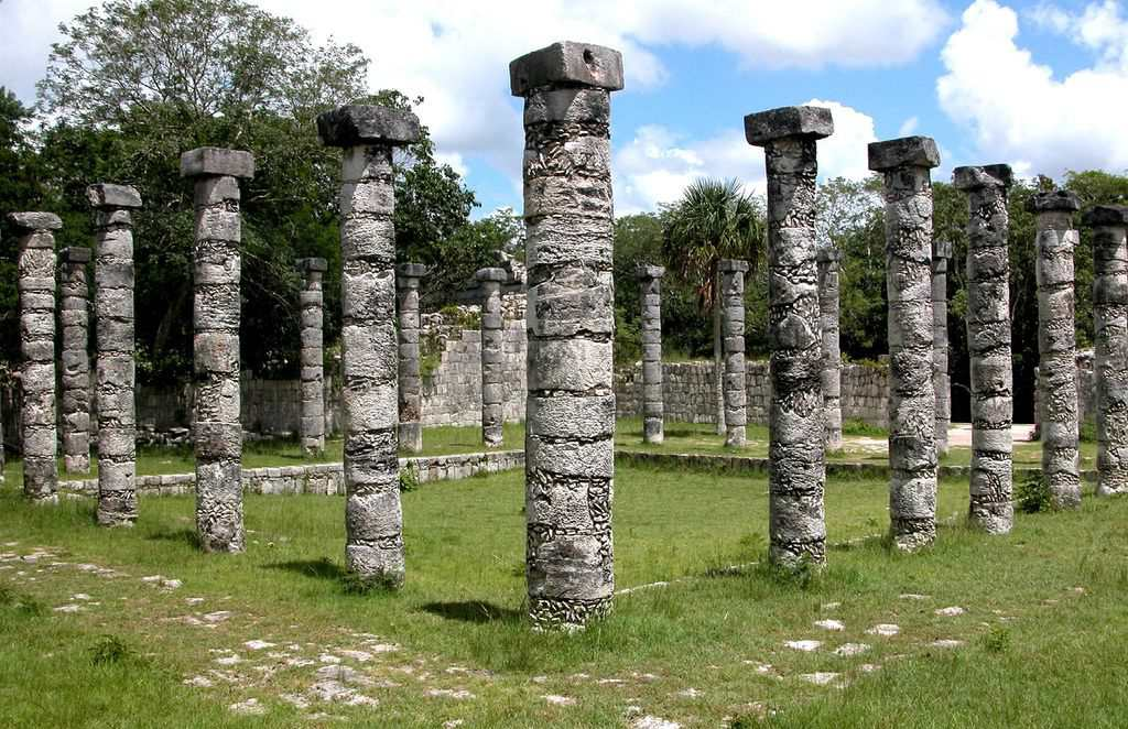 Чичен-Ица - поселение древних майя