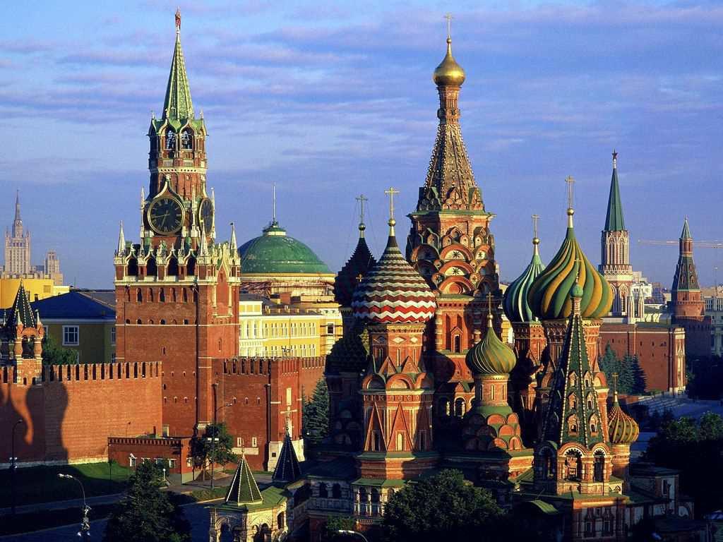 Доклад на тему кремль и красная площадь 3616