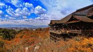 Храмовый комплекс Киемидзу-дэра