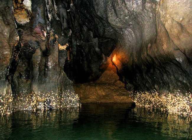 Подземные реки города Пуэрто-Принсеса