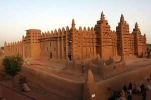 Малийский город древности Тимбукту