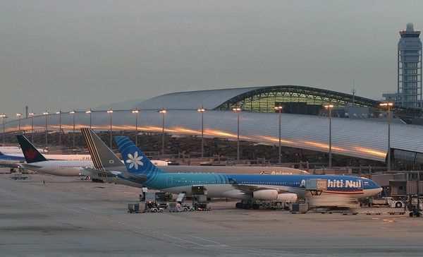 Аэропорт Кансай