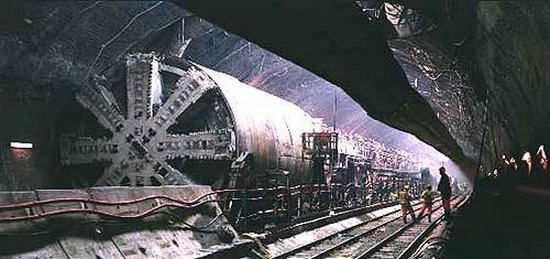 Туннель под Ла–Маншем