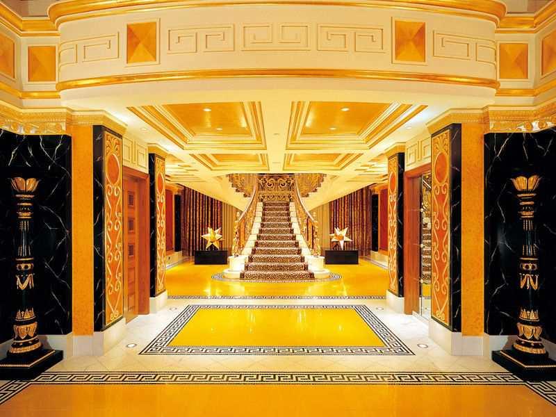 Отель Бурж Аль Араб