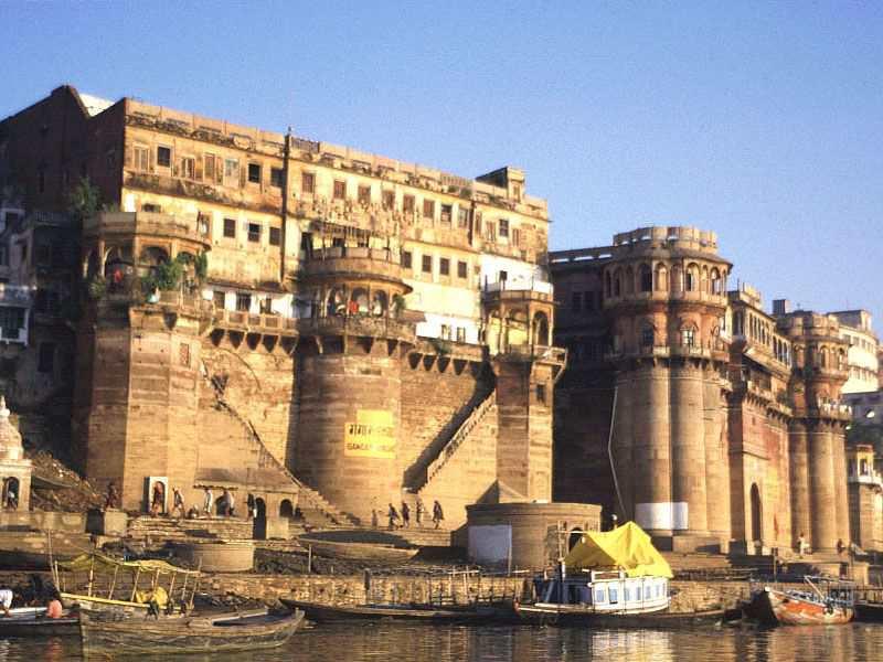 Индия. Варанаси