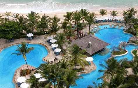 Курорт Бали