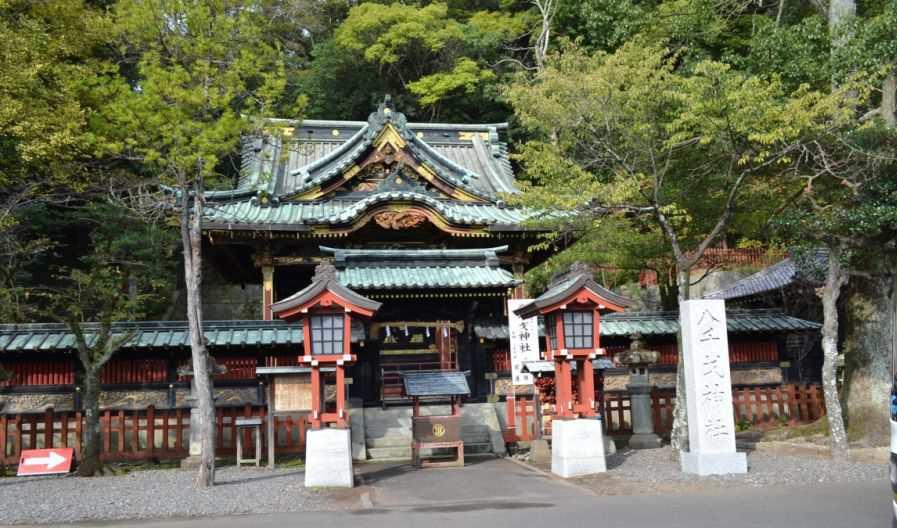 Храм Кунодзан-Тосёгу