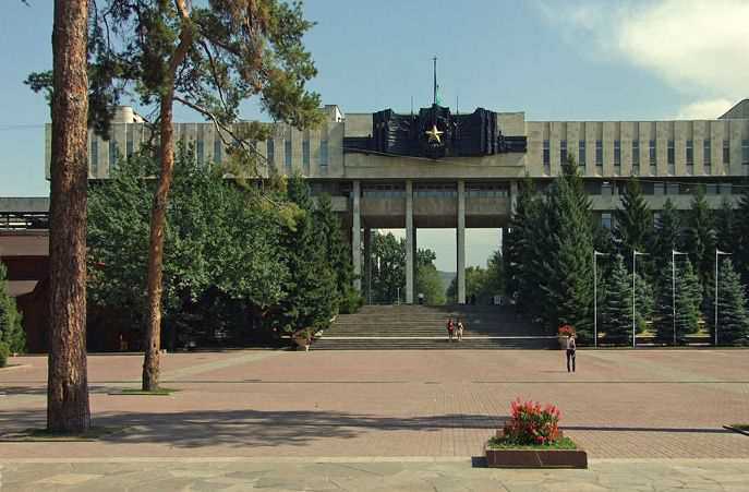 Мемориал Славы, Алматы