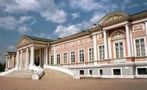 Дворец Шереметьева в Кусково