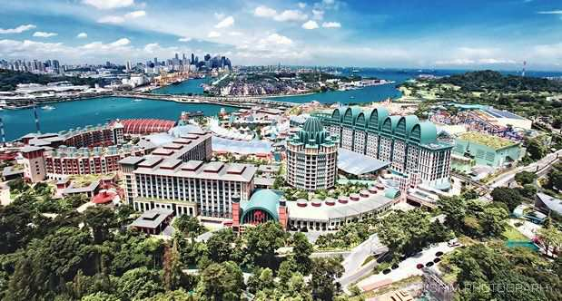 Сингапур Resorts World Sentosa