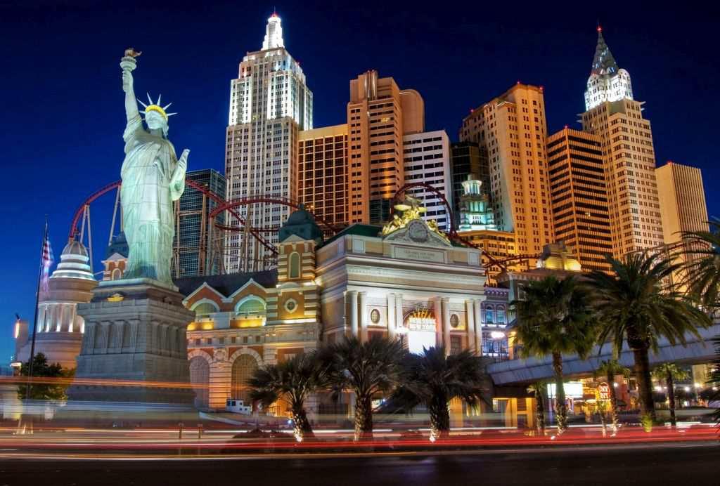 Казино New York Hotel Casino