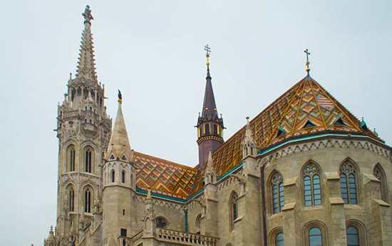 Церковь Святого Матяша