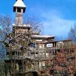 Самый большой в мире дом из дерева