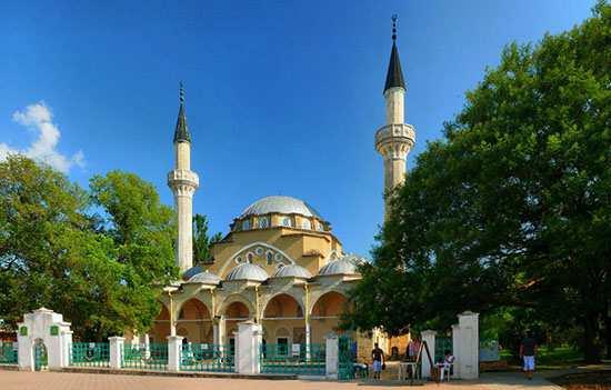 Мечеть «Джума-Джами»