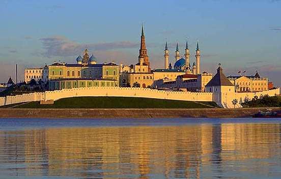 Казанский Кремль достопримечательности