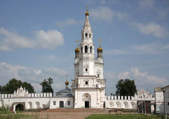 Кремль, Верхотурье