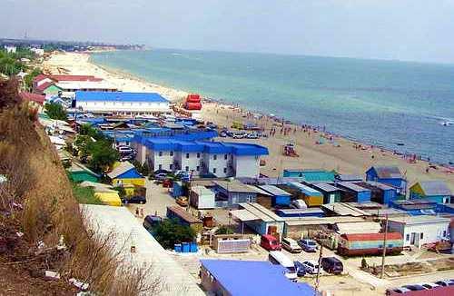 Грибовка - курорт на Черном море