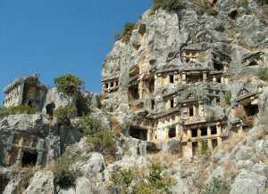 Древний город Фазелис
