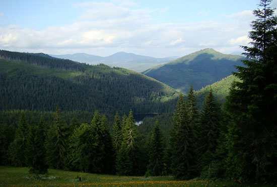 Национальный парк «Синевир»