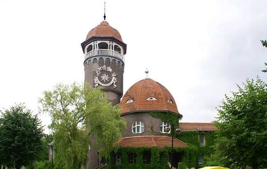 Водонапорная башня Светлогорска