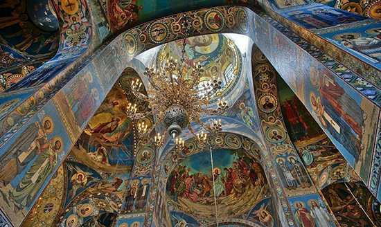 Храм «Спас-на-Крови»
