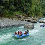 Рафтинг по реке Рио-Пакуаре