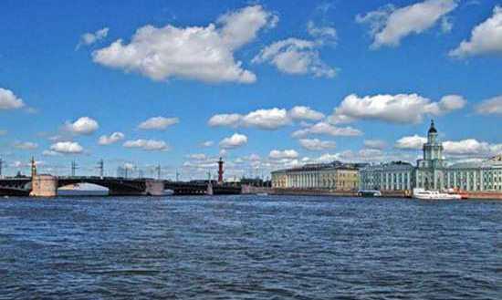 Сплав по реке Нева