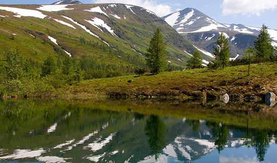 национальный парк «Чистая Вода»