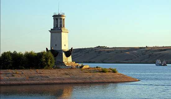 Цимлянское водохранилище
