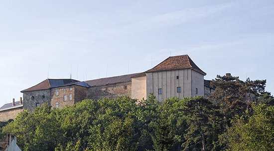 Ужгородский замок на Замковой горе