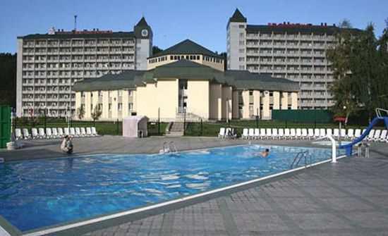 санаторий Белокурихи