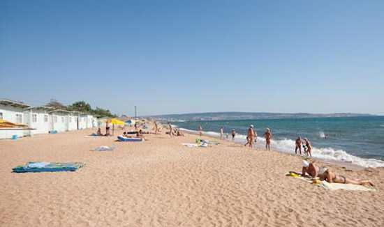 Феодосия Детский пляж