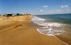 Феодосия Золотой пляж