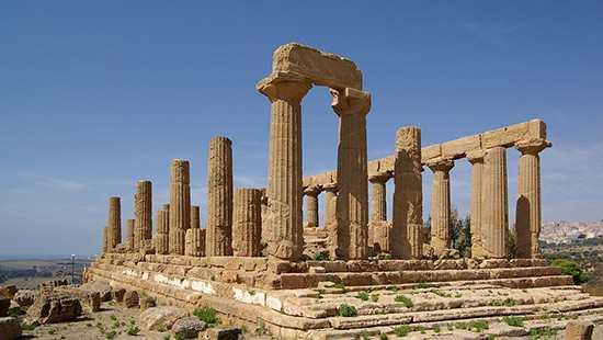 Лощина храмов Агридженто