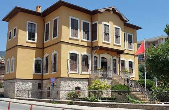 дом-музей Ататюрка