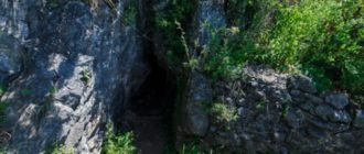 Екатериновские пещеры